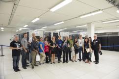 CERN Tweetup Data Center